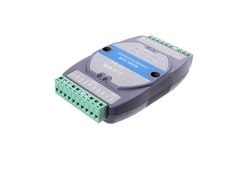 工业智能RS485集线器RY-6201H