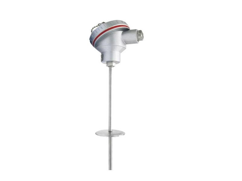 探杆式无线测温传感器