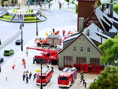 智慧城市建筑消防解决方案