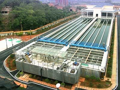 智慧水务:污水处理控制系统解决方案